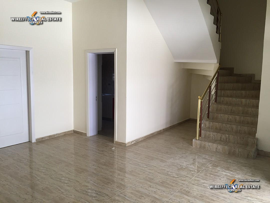 Serviced 4 Bedroom Terrace Duplex For Sale, Lekki